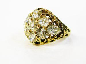 Victorian-Diamond-Ring